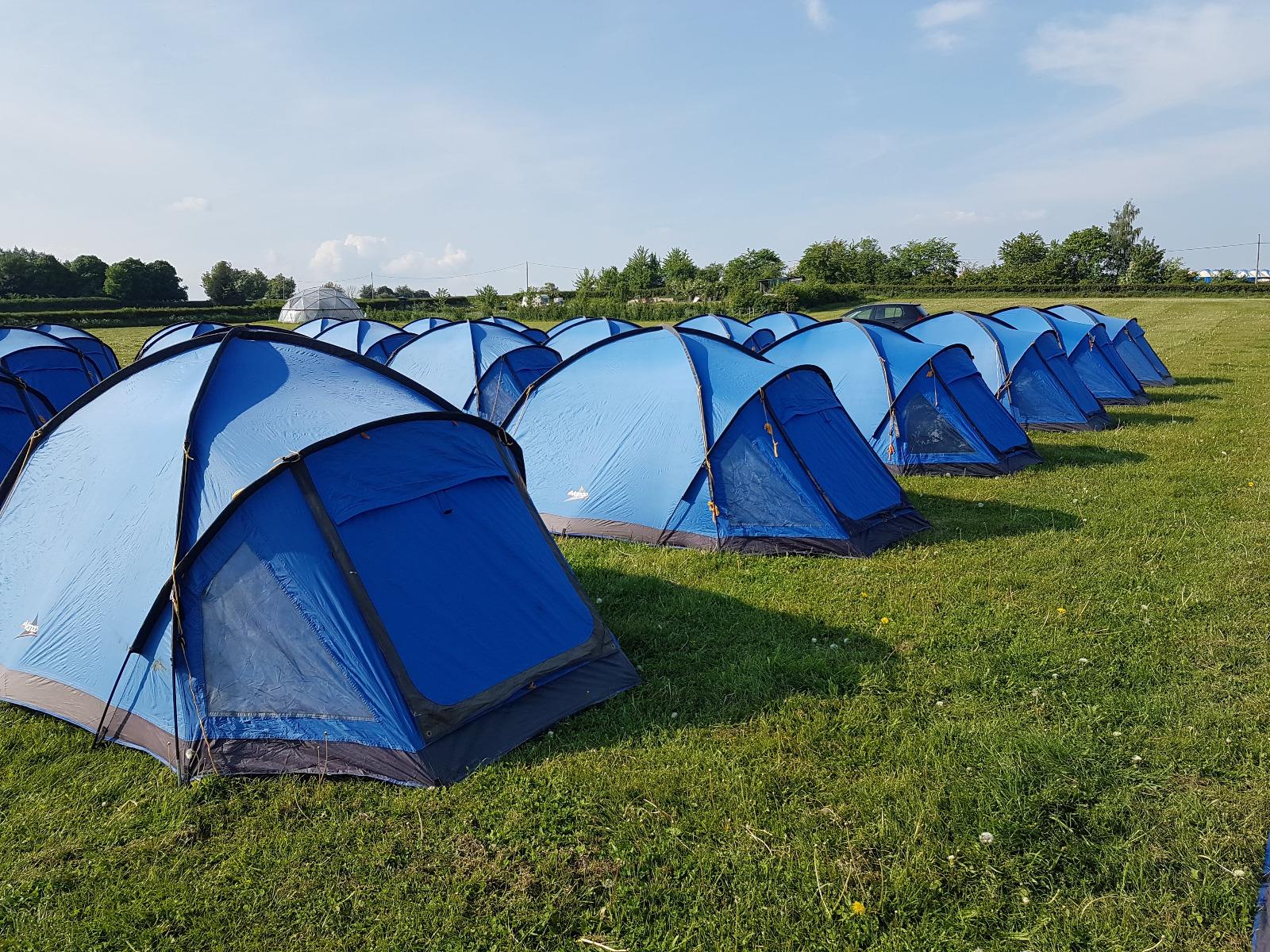 2 man tents