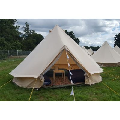 Bell Tent (for 3-6 people)
