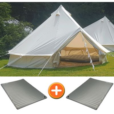 Bell Tent (for 2-4 people)