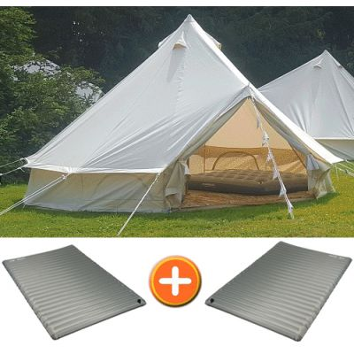 4M Bell Tent (for 2-4 people)