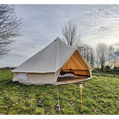 Luxury Bell Tent Package