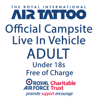 Live-in Vehicle Pass (for 1 Adult)